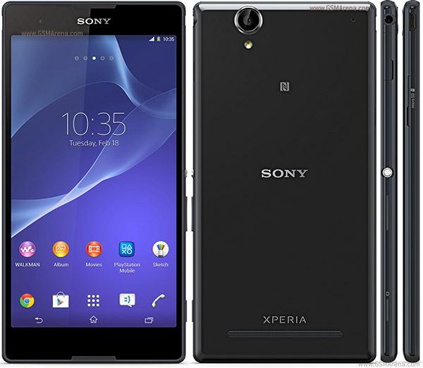 Sony Xperia T2 Ultra/Sony Xperia T2 Ultra DUAL