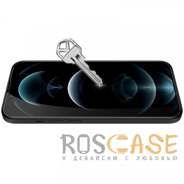Фотография Черный Nillkin CP+ PRO | Закаленное защитное стекло для iPhone 13 Mini