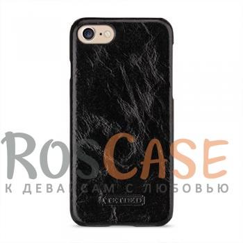 Кожаная накладка TETDED Lava series для Apple iPhone 7 (4.7) (Черный / Charcoal Black)Описание:бренд:&amp;nbsp;TETDED;совместим с Apple iPhone 7 (4.7);материал: натуральная кожа;форма: накладка.&amp;nbsp;Особенности:фактурная поверхность;выполнен вручную;полный набор функциональных прорезей;тонкое исполнение;амортизация силы удара.<br><br>Тип: Чехол<br>Бренд: TETDED<br>Материал: Натуральная кожа