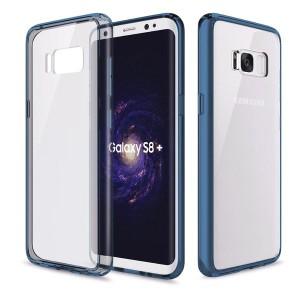 Rock Pure | Ультратонкий чехол для Samsung G955 Galaxy S8 Plus из прозрачного пластика