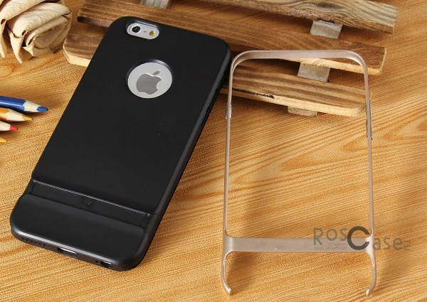 фото TPU+PC чехол Rock Royce Series для Apple iPhone 6/6s plus (5.5
