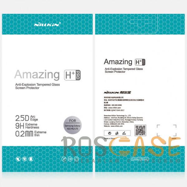Изображение Прозрачный Nillkin H+ Pro   Защитное стекло для Samsung Galaxy A22 4G неполноэкранное
