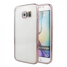 Силиконовый чехол  для Samsung Galaxy S6 Edge (G925F)