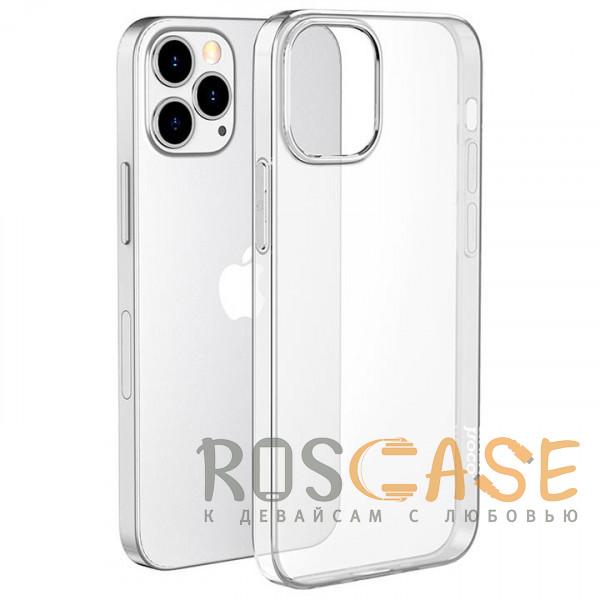 Фото Прозрачный Clear Original | Прозрачный TPU чехол 2мм для iPhone 12 Pro Max