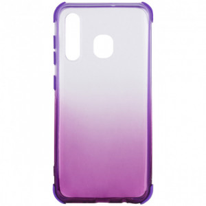 TPU чехол Color Gradient  для Samsung Galaxy A30 (A305F)