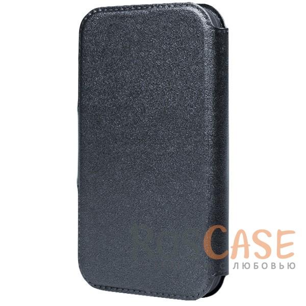 Чехол-книжка Deppa Wallet Cover и защитная пленка Samsung I9500 Galaxy S4 Brown