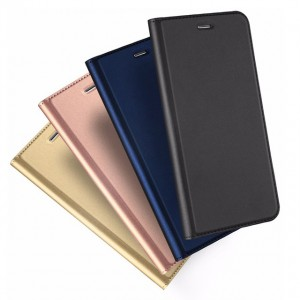 Dux Ducis | Чехол-книжка для Samsung J730 Galaxy J7 (2017) с функцией подставки и картхолдером