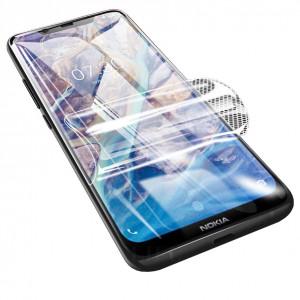 Гидрогелевая защитная плёнка Rock для Nokia 7.1