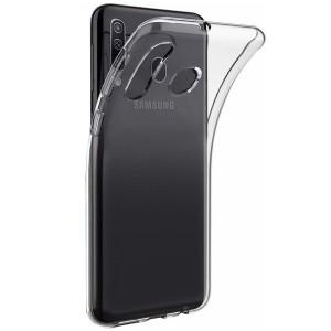 Clear Case | Прозрачный TPU чехол 2мм для Samsung Galaxy A60