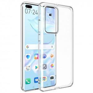 Clear Original | Прозрачный TPU чехол 2мм для Huawei P40