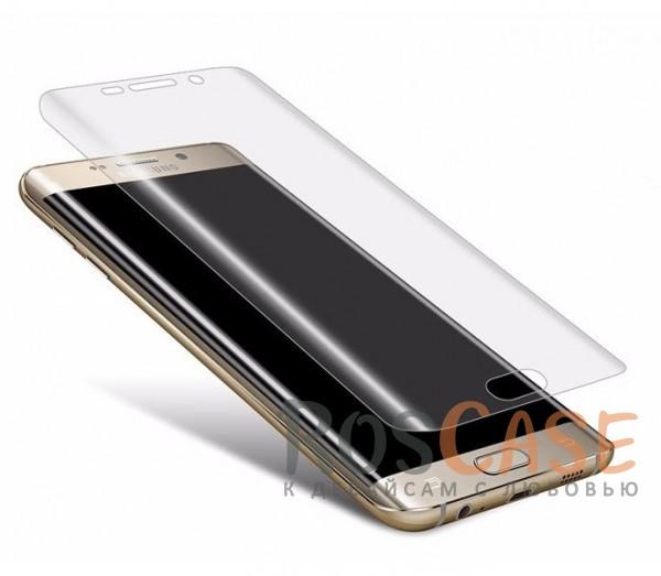 Защитное 3D стекло на изогнутый экран CaseGuru для Samsung G925F Galaxy S6 Edge (Прозрачное)Описание:производитель -&amp;nbsp;CaseGuru;разработано для Samsung G925F Galaxy S6 Edge;выпуклое, 3D-дизайн;защита от царапин и ударов;ультратонкое - 0,3 мм;не влияет на чувствительность сенсора;предусмотрены все необходимые вырезы.<br><br>Тип: Защитное стекло<br>Бренд: CaseGuru
