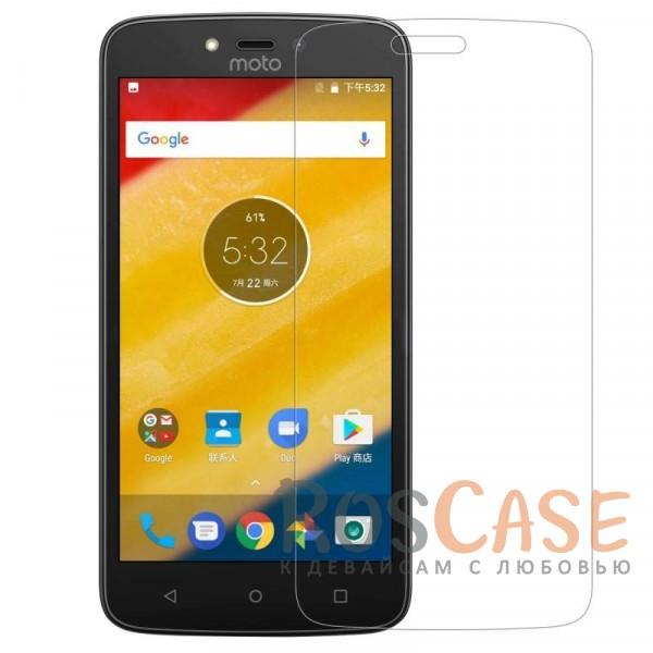 Антибликовое защитное стекло с олеофобным покрытием анти-отпечатки для Motorola Moto C Plus (Прозрачный)Описание:бренд&amp;nbsp;Nillkin;совместимо с&amp;nbsp;Motorola Moto C Plus;материал: закаленное стекло;прочное;ультратонкое - 0,33 мм;защищает от царапин и ударов;разработано с учетом особенностей экрана гаджета;размеры стекла -&amp;nbsp;139,24*67,5 мм.<br><br>Тип: Защитное стекло<br>Бренд: Nillkin