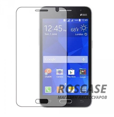Защитная пленка Ultra Screen Protector для Samsung G355 Galaxy Core 2 (Прозрачная)<br><br>Тип: Защитная пленка<br>Бренд: Epik