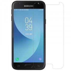 Nillkin Crystal | Прозрачная защитная пленка для Samsung J330 Galaxy J3 (2017)