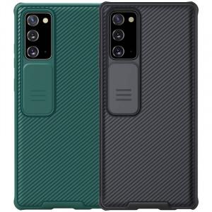 Nillkin CamShield Pro | Чехол из пластика и TPU с защитой камеры  для Samsung Galaxy Note 20