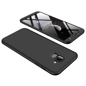 GKK LikGus 360° | Двухсторонний чехол для Samsung Galaxy A6 (2018) с защитными вставками