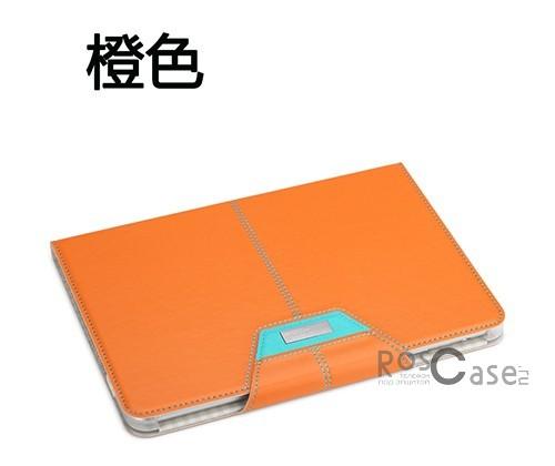 Кожаный чехол (книжка) ROCK Excel Series для Apple IPAD mini (RETINA)/Apple IPAD mini 3 (Оранжевый / Orange)Описание:производитель: Rock;совместимость: Apple IPAD mini&amp;nbsp;(RETINA)/Apple IPAD mini 3;используемые материалы: синтетическая, полиуретан;форма: чехол-книжка.Особенности:полная защита;современный дизайн;большой выбор цветов;имеет систему нужных фиксаторов;легкий и тонкий;пыленепроницаемый.<br><br>Тип: Чехол<br>Бренд: ROCK<br>Материал: Искусственная кожа