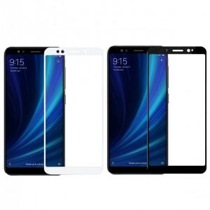 Artis 2.5D | Цветное защитное стекло на весь экран для Xiaomi Mi 6X на весь экран