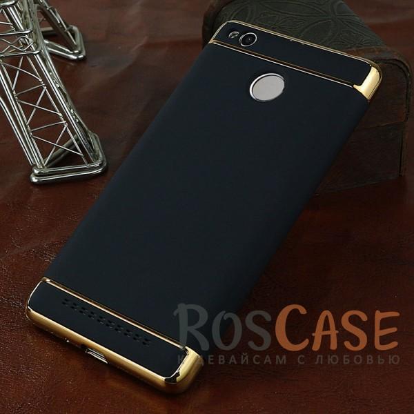 Защитная пластиковая накладка Joint для Xiaomi Redmi 3 Pro / Redmi 3s (Черный)Описание:предназначен для&amp;nbsp;Xiaomi Redmi 3 Pro / Redmi 3s;материал - пластик;тип - накладка.<br><br>Тип: Чехол<br>Бренд: Epik<br>Материал: Пластик