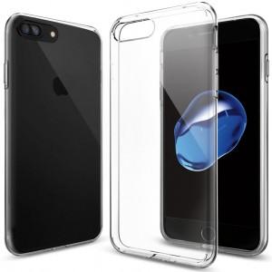 """Ультратонкий силиконовый чехол для Apple iPhone 8 Plus (5.5"""")"""