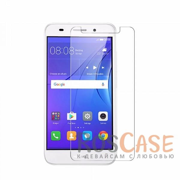 Тонкое гладкое защитное стекло Mocolo с олеофобным покрытием для Huawei Y3 (2017) (Прозрачное)Описание:производитель - Mocolo;разработано для Huawei Y3 (2017);защита экрана от ударов и царапин;олеофобное покрытие анти-отпечатки;ультратонкое;высокая прочность 9H;не разлетается на кусочки при разбивании;закругленные срезы 2,5D;устанавливается за счет силиконового слоя.<br><br>Тип: Защитное стекло<br>Бренд: Mocolo