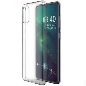Clear Original | Прозрачный TPU чехол 2мм для Samsung Galaxy A71