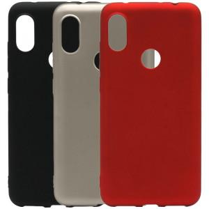 J-Case THIN | Гибкий силиконовый чехол 0.5 мм для Xiaomi Redmi Note 6 Pro
