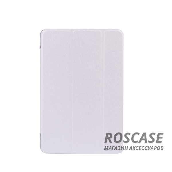 Кожаный чехол-книжка TTX Elegant Series для Apple iPad mini 4 (Белый)Описание:производство компании TTX;разработан специально для Apple iPad mini 4;материал: искусственная кожа;форма: чехол-книжка.Особенности:гасит силу удара при падениях;эргономичен и износостоек;противостоит загрязнениям и защищает от царапин;внутри отделан мягкой микрофиброй;складывается в подставку с разными углами наклона.<br><br>Тип: Чехол<br>Бренд: TTX<br>Материал: Искусственная кожа
