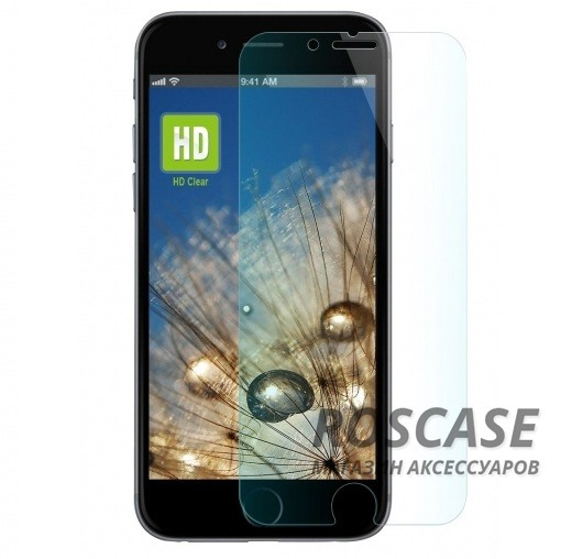 Защитная пленка TETDED (2шт.) для Apple iPhone 6/6s (4.7)Описание:производитель:&amp;nbsp;TETDED;модель гаджета: Apple iPhone 6/6s (4.7);предназначение: защита сенсорного экрана;выполнена из высококачественного полимера.Особенности:ультратонкая и ультрапрозрачная;полное соответствие формам и отверстиям заявленной модели;комплектация: пленка (2шт), стикеры, салфетка, инструкция;не влияет на качество отклика сенсорных клавиш.<br><br>Тип: Защитная пленка<br>Бренд: TETDED