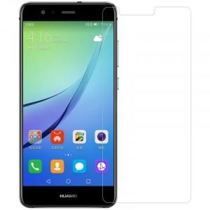 Прозрачное защитное стекло с закругленными краями и олеофобным покрытием для Huawei P10 Lite