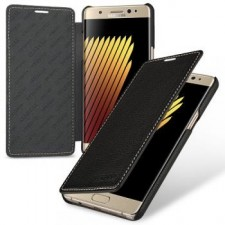TETDED натур. кожа | Чехол-книжка  для Samsung N930F Galaxy Note 7 Duos