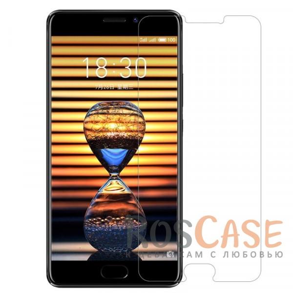 Фото Прозрачное H+   Защитное стекло для Meizu Pro 7 (в упаковке)