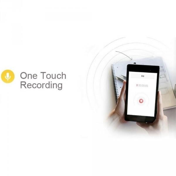 фото универсальная аппаратная кнопка в разъем 3.5мм аудио порта
