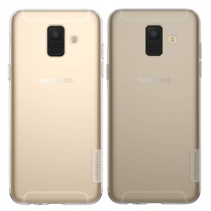 Nillkin Nature | Прозрачный силиконовый чехол для Samsung Galaxy A6 (2018)