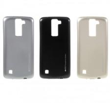 Mercury iJelly Metal | Силиконовый чехол для LG K8 K350E