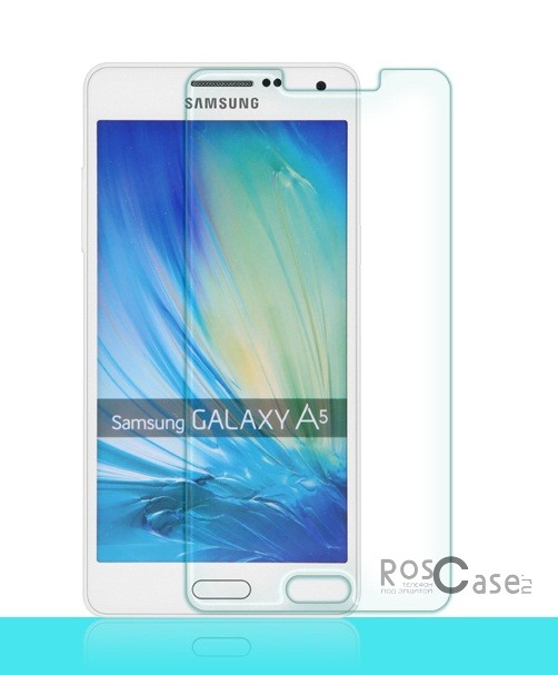 Защитное стекло Nillkin Anti-Explosion Glass Screen (H+) з.края для Samsung A500H / A500F Galaxy A5