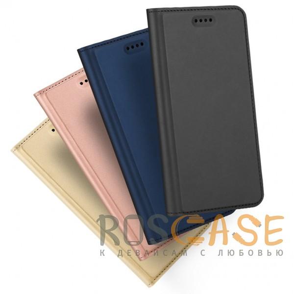 Фото Dux Ducis | Чехол-книжка для Xiaomi Redmi Note 5A / Redmi Y1 Lite с подставкой и карманом для визиток