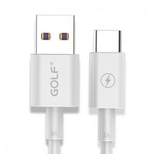 GOLF GC-42 | Дата-кабель Type C высокоскоростной (100 см) для Lenovo Vibe X3 Lite (A7010) / K4 Note