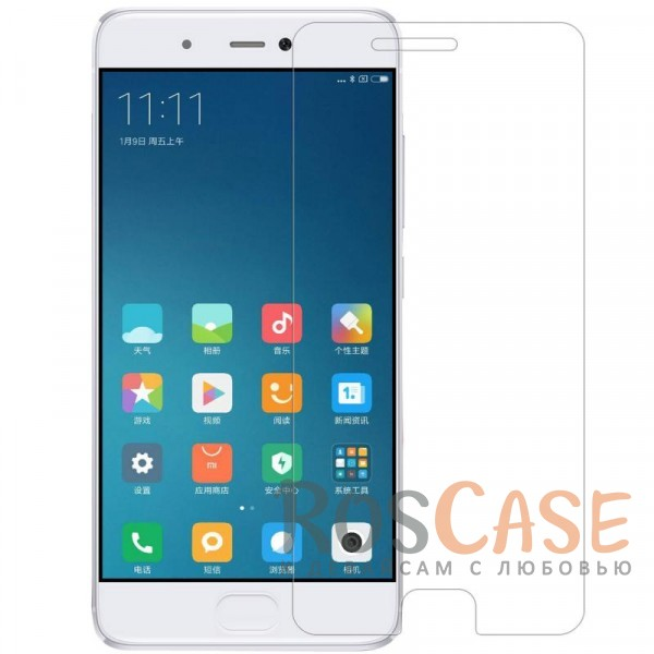 Ультратонкое антибликовое защитное стекло с олеофобным покрытием анти-отпечатки для Xiaomi Mi 5sОписание:компания&amp;nbsp;Nillkin;подходит для Xiaomi Mi 5s;материал: закаленное стекло;защита экрана от царапин и ударов;свойство анти-отпечатки;свойство анти-блик;ультратонкое - 0,2 мм;закругленные края 2,5D;размеры стекла - 139.69*64.38&amp;nbsp;мм.<br><br>Тип: Защитное стекло<br>Бренд: Nillkin