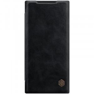 Nillkin Qin | Чехол-книжка из Premium экокожи  для Samsung Galaxy Note 20 Ultra