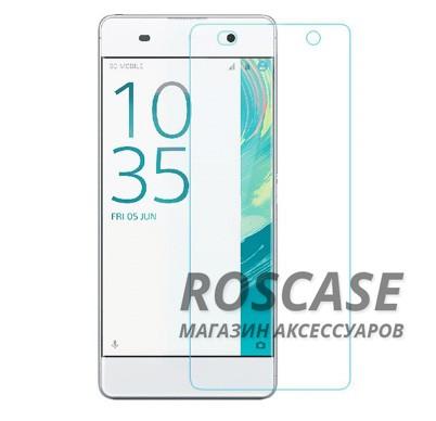 Защитное стекло Ultra Tempered Glass 0.33mm (H+) для Sony Xperia XA / XA Dual (картонная упаковка)Описание:совместимо с устройством Sony Xperia XA / XA Dual;материал: закаленное стекло;тип: защитное стекло на экран.&amp;nbsp;Особенности:закругленные&amp;nbsp;грани стекла обеспечивают лучшую фиксацию на экране;стекло очень тонкое - 0,33 мм;отзыв сенсорных кнопок сохраняется;стекло не искажает картинку, так как абсолютно прозрачное;выдерживает удары и защищает от царапин;размеры и вырезы стекла соответствуют особенностям дисплея.<br><br>Тип: Защитное стекло<br>Бренд: Epik