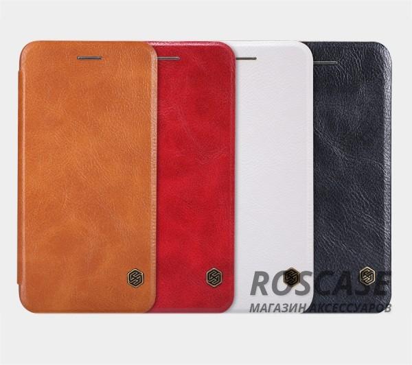 Чехол-книжка из натуральной кожи для Apple iPhone 6/6s (4.7)Описание:производитель:&amp;nbsp;Nillkin;совместим с Apple iPhone 6/6s (4.7);материал: натуральная кожа;тип: чехол-книжка.&amp;nbsp;Особенности:слот для визиток;ультратонкий;фактурная поверхность;внутренняя отделка микрофиброй.<br><br>Тип: Чехол<br>Бренд: Nillkin<br>Материал: Натуральная кожа