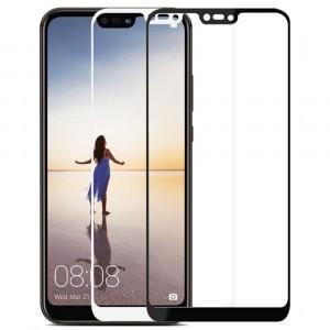 5D защитное стекло для Huawei P20 Lite на весь экран