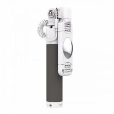 ROCK mini | Телескопический монопод для селфи (кабель 3,5) для Apple iPad Pro 9.7
