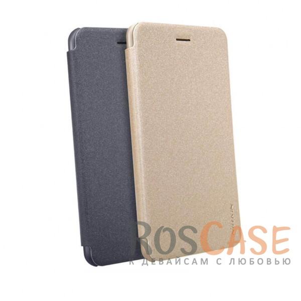 Защитный чехол-книжка для Huawei Honor 9Описание:бренд&amp;nbsp;Nillkin;спроектирован для Huawei Honor 9;материалы: поликарбонат, искусственная кожа;блестящая поверхность;не скользит в руках;предусмотрены все необходимые вырезы;защита со всех сторон;тип: чехол-книжка.<br><br>Тип: Чехол<br>Бренд: Nillkin<br>Материал: Натуральная кожа
