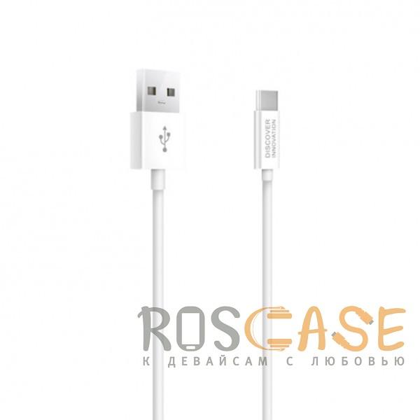 Фото Белый Nillkin   Дата-кабель USB to Type-C (1m)