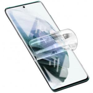 Гидрогелевая защитная плёнка Rock для Samsung Galaxy S21
