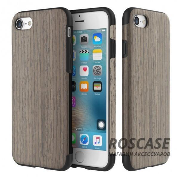 Деревянная накладка Rock Origin Series (Grained) для Apple iPhone 7 plus (5.5) (Black Rose)Описание:бренд Rock;подходит для Apple iPhone 7 plus (5.5);форм-фактор: накладка;материал: термополиуретан и натуральное дерево.Особенности:чехол выполняет защитную и декоративную функцию;предотвращает появление царапин или других повреждений корпуса телефона;фактура шероховатая;фиксация надежная;текстура приятная на ощупь;дизайн оригинальный.<br><br>Тип: Чехол<br>Бренд: ROCK<br>Материал: TPU