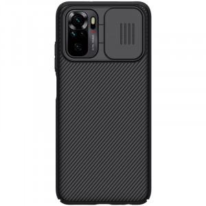 Nillkin CamShield   Пластиковый чехол с защитой камеры  для Xiaomi Redmi Note 10