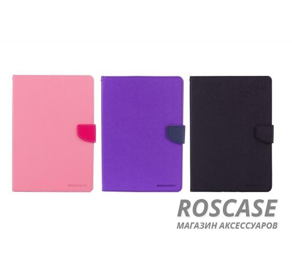 Чехол (книжка) Mercury Fancy Diary series для Samsung Galaxy Tab S2 9.7Описание:производитель  -  бренд&amp;nbsp;Mercury;совместим с Samsung Galaxy Tab S2 9.7;материалы  -  искусственная кожа, термополиуретан;форма  -  чехол-книжка.&amp;nbsp;Особенности:рельефная поверхность;все функциональные вырезы в наличии;внутренние кармашки;магнитная застежка;защита от механических повреждений;трансформируется в подставку.<br><br>Тип: Чехол<br>Бренд: Mercury<br>Материал: Искусственная кожа